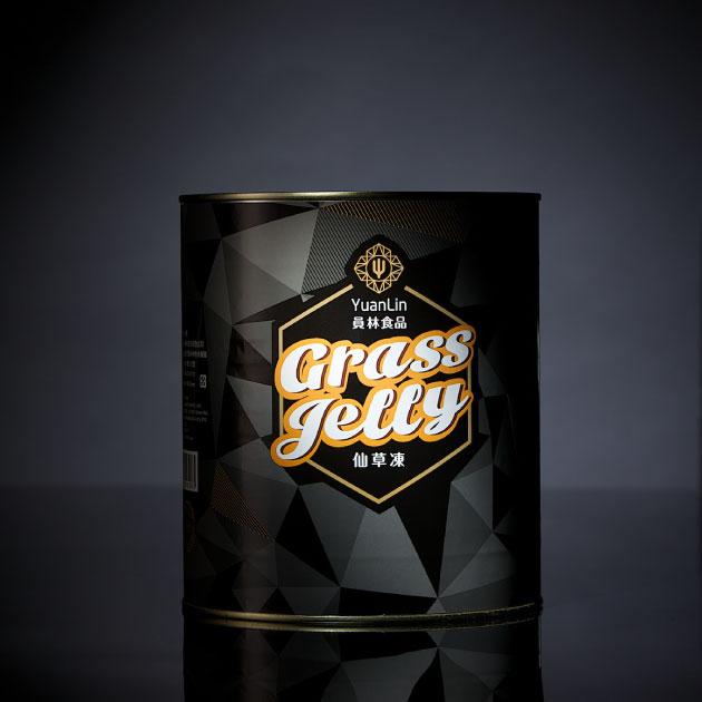 仙草凍-Grass Jelly 1